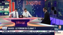 Davos : le forum du climat ? - 21/01