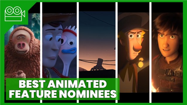 Oscars 2020 - The Best Animated Features Nominees