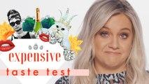 Kelsea Ballerini Just Dubbed Herself THE Chicken Nugget Expert | Expensive Taste Test