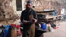 La tradition du métier de forgeron médiéviste