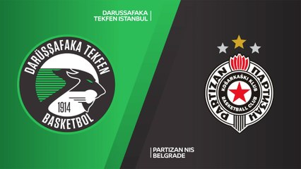 7Days EuroCup Highlights Top 16, Round 3: Darussafaka 65-63 Partizan