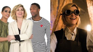 The Cast of 'Doctor Who' Recap the Show in 16 Minutes