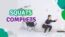 Squats complets - Santé Physique