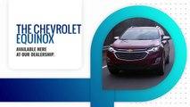 2020 Chevrolet Equinox Kellogg ID   New Chevrolet Equinox Kellogg ID