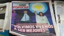Argentina propone ley para reestructurar su deuda pública