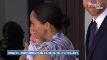Prince Harry Arrives in Canada to Join Meghan Markle and Start New Chapter Away from Royal Life