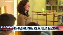 Bulgarian government faces no-confidence vote over water crisis
