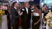 Brad Pitt on Leonardo Dicaprio's Loving Nickname For Him