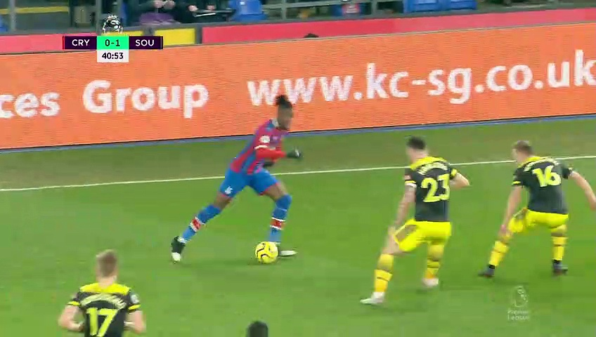 Crystal Palace - Southampton (0-2) - Maç Özeti - Premier League 2019/20