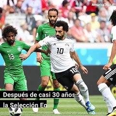 Egipto orgullosa: El ejemplo de vida de Mohamed Salah