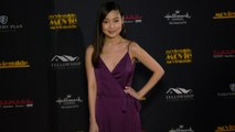 Krista Marie Yu 28th Annual Movieguide Awards Red Carpet Fashion