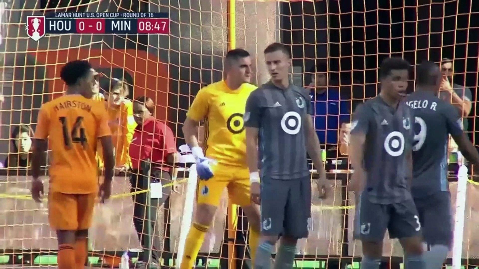 Ronaldo Pena * Striker * Houston Dynamo (MLS)