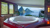 This Hotel Bathroom Has Possibly The World's Best View