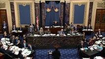 Juicio político contra Trump arranca con agria pugna sobre testigos