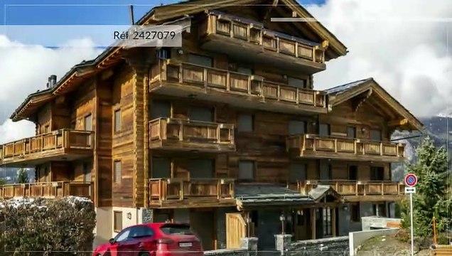 A vendre - Appartement - Crans-Montana (3963) - 4 pièces - 128m²
