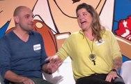 Vidéo - 'Les Z'amours'  - la réaction survoltée d'une candidate quand elle découvre...