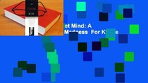 Full E-book  An Unquiet Mind: A Memoir of Moods and Madness  For Kindle