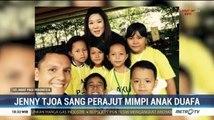 Jenny Tjoa, Sang Perajut Mimpi Anak Duafa