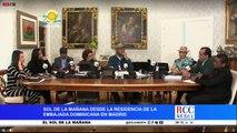 Ismael García 1er dominicano en tener una emisora en Madrid