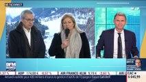 Jean-Pierre Clamadieu (Engie) : Le climat au coeur du 50ème forum économique de Davos - 22/01