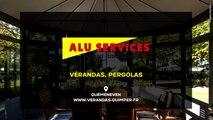 Alu services - Spécialiste fenêtres et menuiseries PVC et Alu à Quéménéven