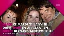 Bernard Tapie : Cyril Hanouna lui propose une émission, il réagit
