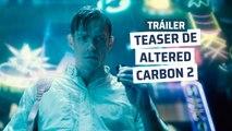 Segunda temporada de Altered Carbon