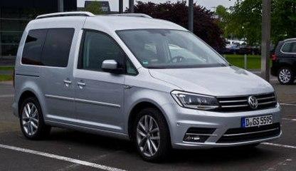 Der VW Caddy