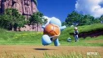 Bande-annonce du film Pokémon Mewtwo Strikes Back—Evolution