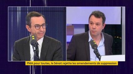 Bruno Retailleau - Franceinfo mercredi 22 janvier 2020