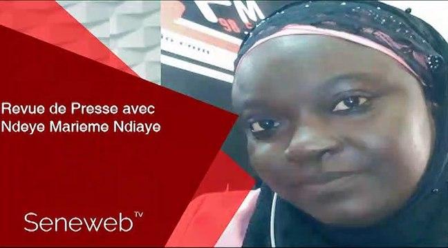 Revue de Presse du 22 Janvier 2020 avec Ndeye Marieme Ndiaye