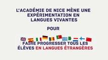 #PlanLangues Expérimentation au collège Yves Klein de La Colle-sur-Loup