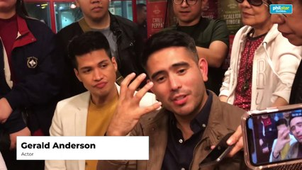 Gerald Anderson on almost getting killed on set of 'A Soldier's Heart'