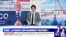 Virus: la France suffisamment protégée ? (4/4) - 22/01