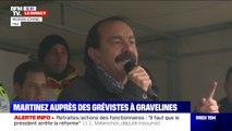 """Philippe Marrtinez sur la réforme des retraites: """"On n'a pas à prendre des droits à ceux qui en ont mais à en donner à ceux qui n'en ont pas"""""""