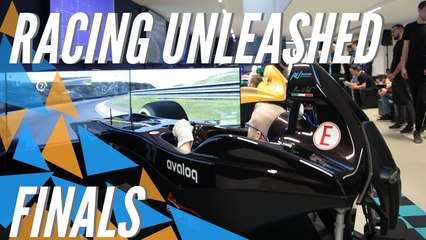 Simulation racing series sets new standards | Racing Unleashed 2020 - Cham (SUI) - Finals
