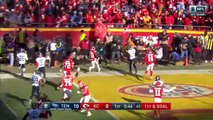 Patrick Mahomes Carries Chiefs to the Super Bowl - NFL 2019 Highlights - Dailymotion