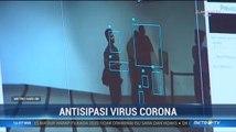Bandara Husein Sastranegara Pasang Pemindai Suhu Tubuh Cegah Virus Corona