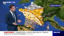Tempête Gloria: L'Aude et les Pyrénées-Orientales désormais placés en vigilance rouge