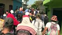 Migrantes hondureños retornan voluntariamente a su país
