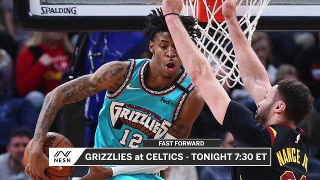 Celtics Face Rookie Sensation Ja Morant For First Time Wednesday