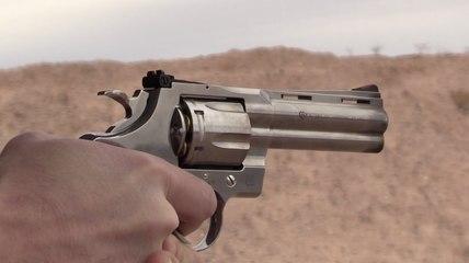It's Back: The Colt Python Revolver