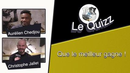 Chedjou VS Jallet MAIS qui va gagner ce duel ? quizz sur le sport
