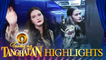 Bela leaves It's Showtime studio | Tawag ng Tanghalan