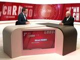 Gérard Manet - Maire de Tartaras - 7 MN CHRONO - TL7, Télévision loire 7