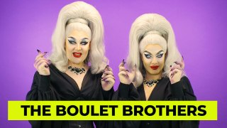 Dragula 2020 / The Boutlet Brothers tell all about Dragula Season 4, All Stars & their iconic look!