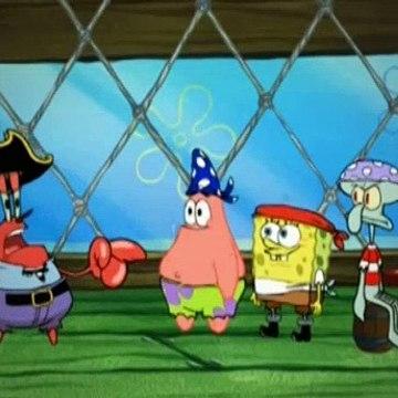 SpongeBob SquarePants Season 6 Episode 30 - Grandpappy The Pirate