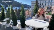 Davos : pas de place pour la parité, les hommes omniprésents