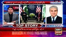 Donald Trump offers mediation again, FM Qureshi reacts