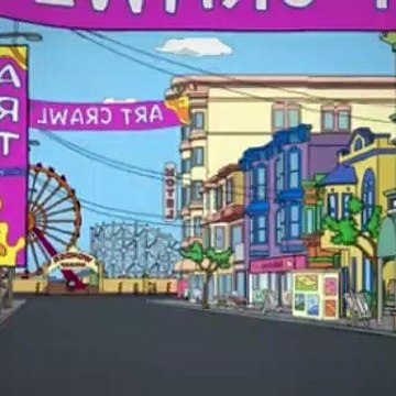 Bob's Burgers Season 1 Episode 8 Art Crawl